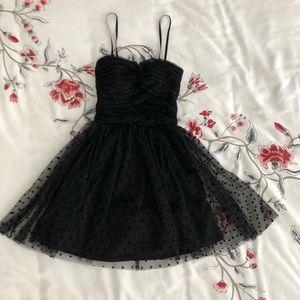 InspireMe Black Prom Dress Size 1